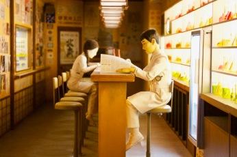 Sake Bar, Megasaki